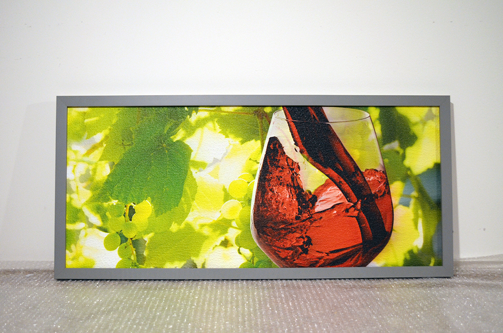 "250W - Infrapanel ""Červené víno"""