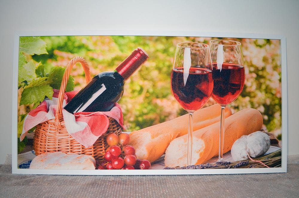 """720W - Infrapanel """"Snídaně na vinici"""""""