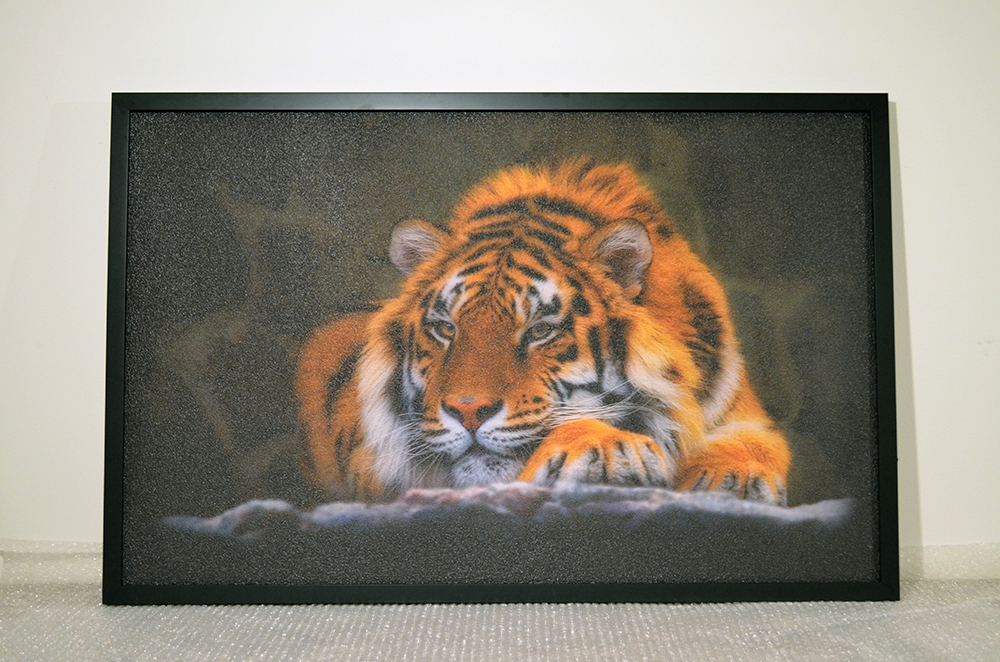 540W - Infrapanel s motivem tygra sumaterského