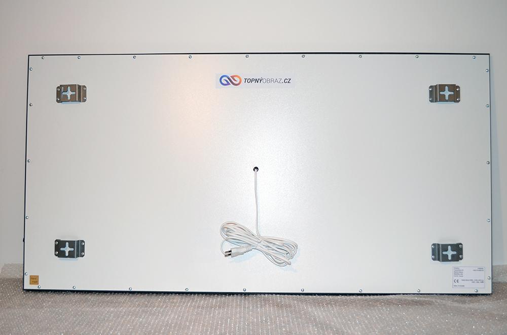 """720W - Infrapanel """"Vodopády"""" - zadní strana"""