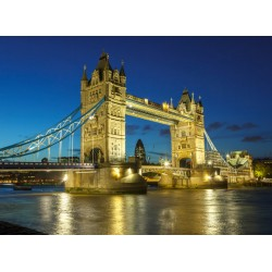 infrapanel - Noční London Bridge