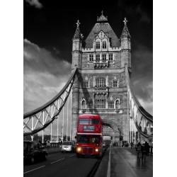 infrapanel - Londýnský červený autobus