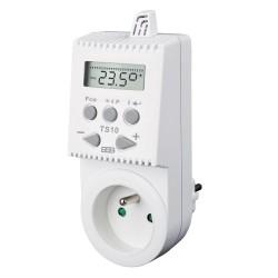 Zásuvkový termostat TS10