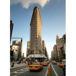 infrapanel - New York Flatiron