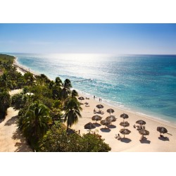 infrapanel - Turistická pláž