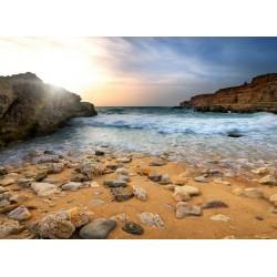infrapanel - Oblázková pláž