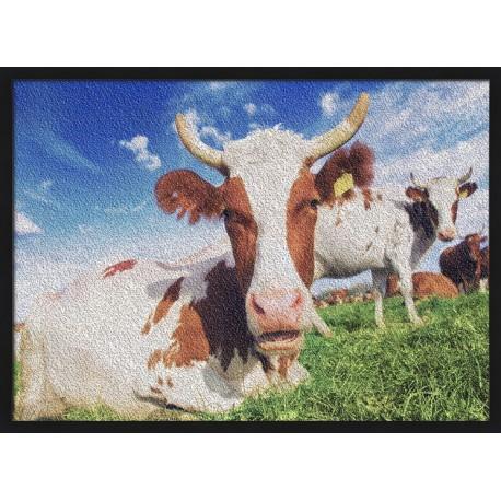 Topný obraz - Krávy