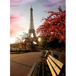 infrapanel - Eiffelova věž