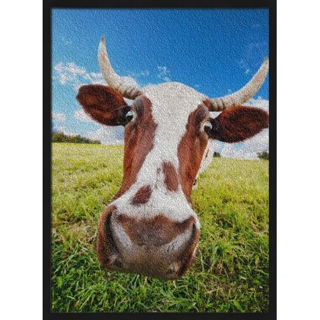 Topný obraz - Kráva