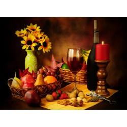 infrapanel - Romantická večeře