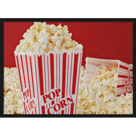 Topný obraz - Popcorn