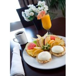 infrapanel - Hotelová snídaně