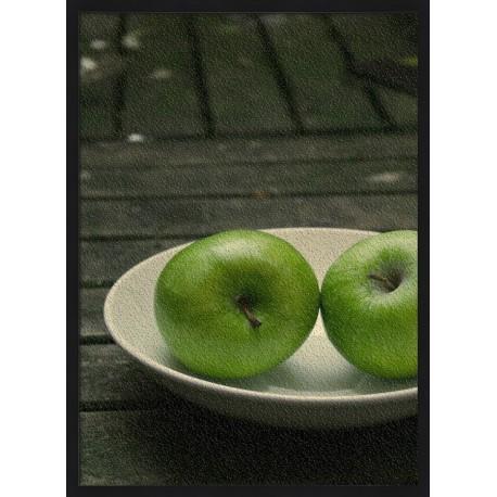 Topný obraz - Zelená jablka