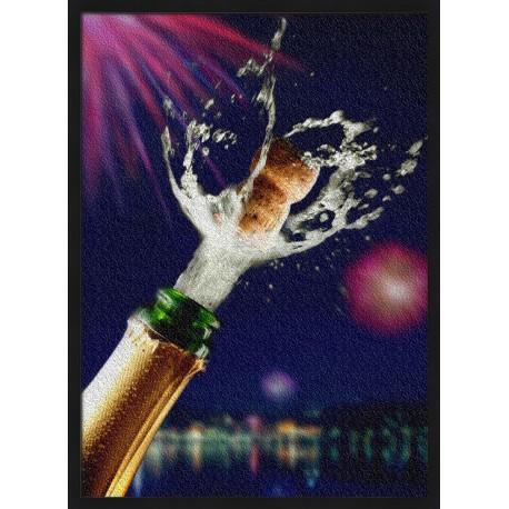 Topný obraz - Šampaňské