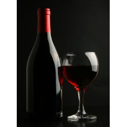 infrapanel - Víno
