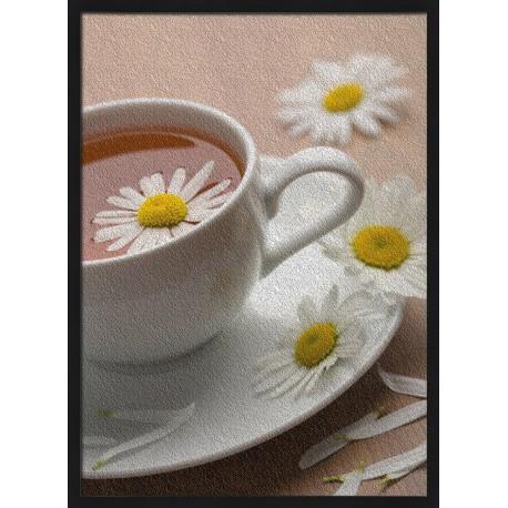Topný obraz - Heřmánkový čaj