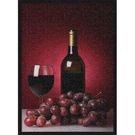 Topný obraz - Degustace vína