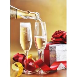 infrapanel - Sklenky šampaňského