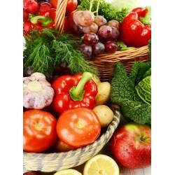 infrapanel - Zeleninové košíky