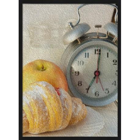 Topný obraz - Ranní croissant