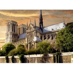 infrapanel - Katedrála Notre-Dame