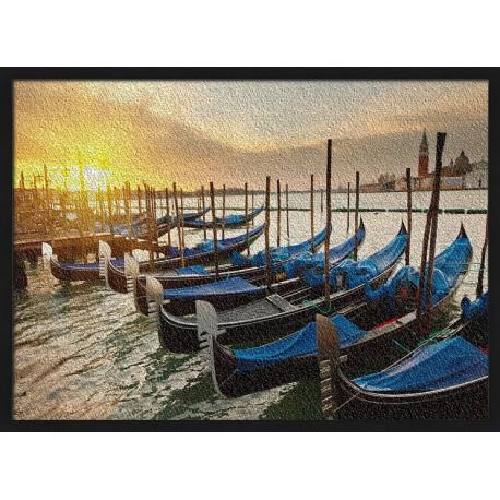 Topný obraz - Benátky