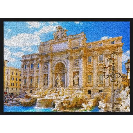 Topný obraz - Fontána di Trevi