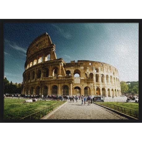 Topný obraz - Římské koloseum