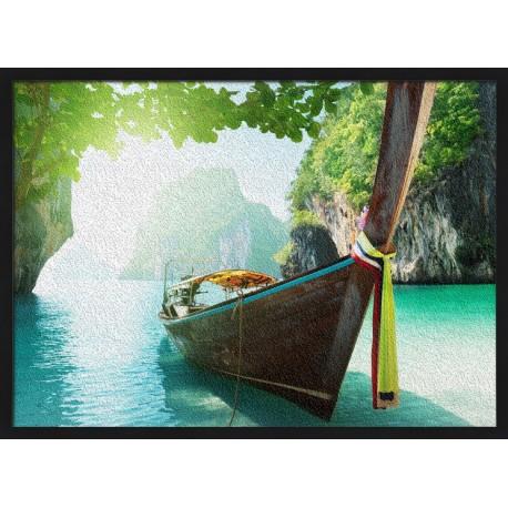 Topný obraz - Ostrovy v Andamanském moři