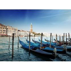 infrapanel - Gondoly v Benátkách