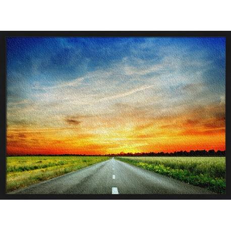 Topný obraz - Route 66