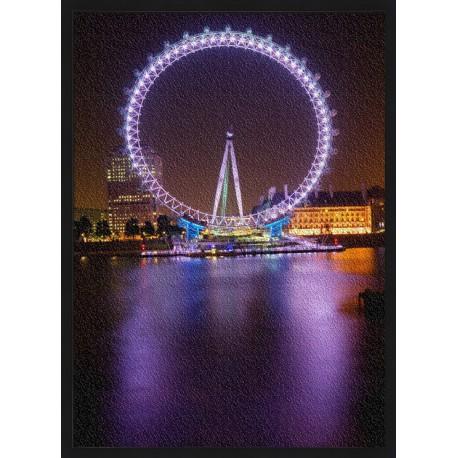 Topný obraz - Londýnské oko