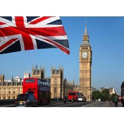 infrapanel - Velká Británie