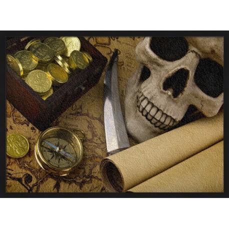 Topný obraz - Piráti