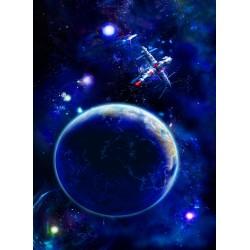 infrapanel - Modrá planeta
