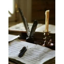 infrapanel - Stůl zapisovatele