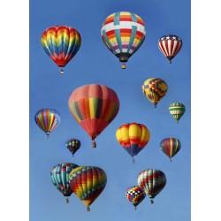 infrapanel - Horkovzdušné balóny