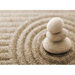 infrapanel - Kamínky v písku