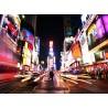 Topný obraz - Time Square