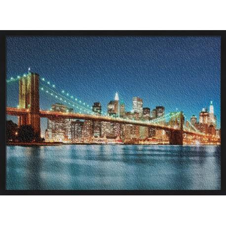 Topný obraz - Brooklynský most