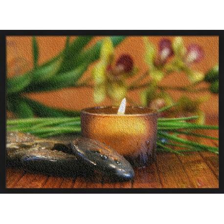 Topný obraz - Relaxační svíčka