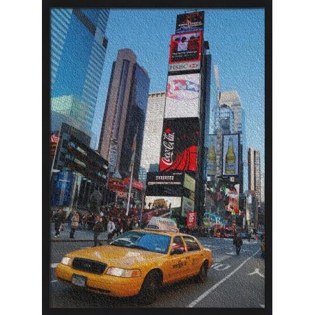 Topný obraz - Taxi na Time Square