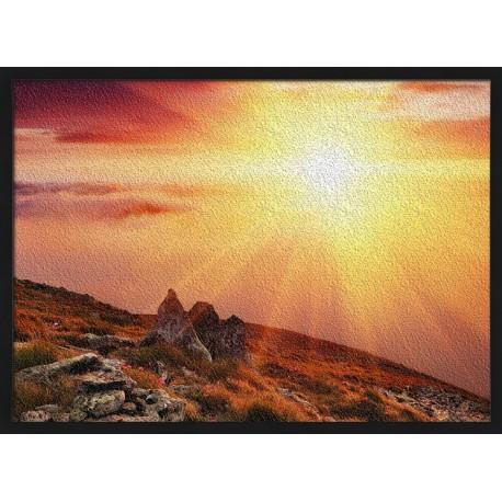 Topný obraz - Horizont