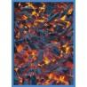 Topný obraz - Hořící uhlíky