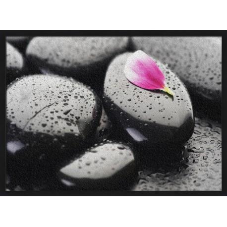 Topný obraz - Lávové kameny
