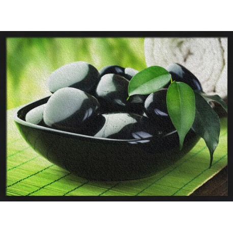 Topný obraz - Masážní kameny