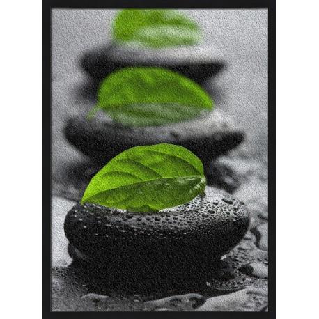 Topný obraz - Masážní lávové kameny