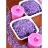 Topný obraz - Levandulová sůl do koupele
