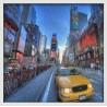 Topný obraz - Taxi na Manhattanu