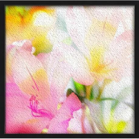 Topný obraz - Květiny